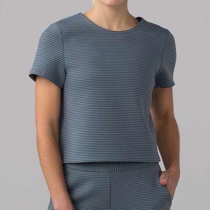 Lululemon Shaped Short Sleeve - 6